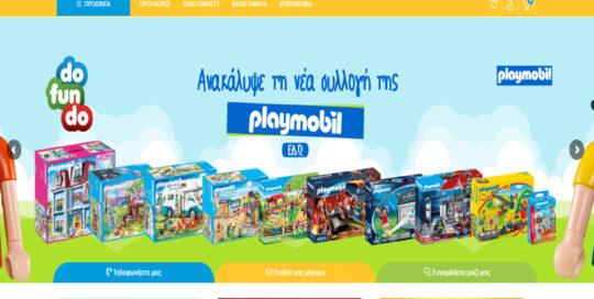 Google ads & Facebook ads υπηρεσίες για την ιστοσελίδα Dofundo.gr