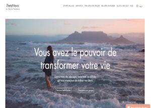 Υπηρεσίες SEO & Google ads διαφημίσεις για την Ιστοσελίδα Thetanova.fr