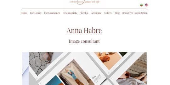 Υπηρεσίες SEO & Google & Facebook Διαφημίσεις για την Ιστοσελίδα Annahabre.com